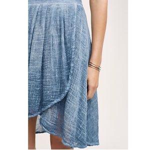 Anthropologie Wrap Skirt! NWT!